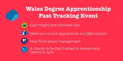Wales Degree Apprenticeships with Capgemini - Fast Track