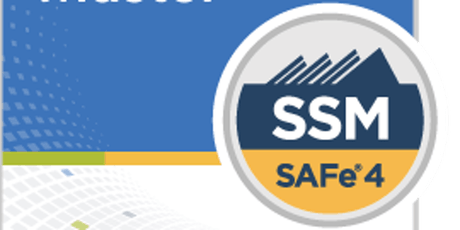 Scaled Agile : SAFe® Scrum Master Certification, Washington DC/Virginia (Weekend)  tickets