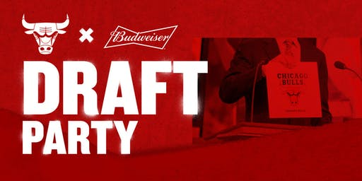 Bulls x Budweiser Draft Party