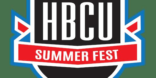 HBCU Summer Fest 2019 (August 9th-11th)