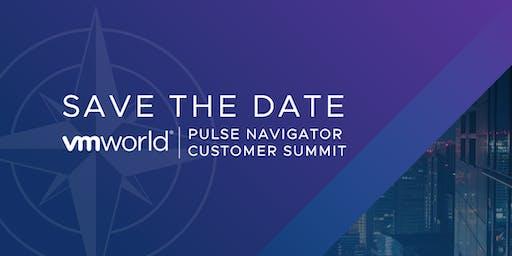 VMware's First Annual Pulse Navigator Customer Summit at VMworld