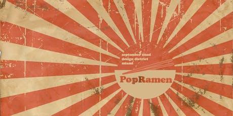 PopRamen  tickets