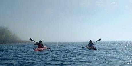 Guided Sea Kayak Tour (Evening) tickets