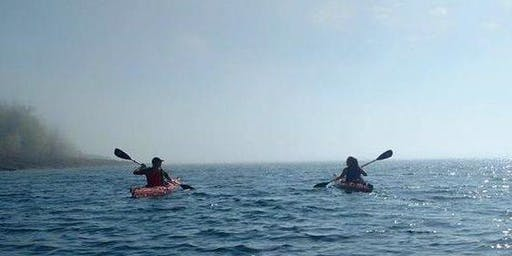 Guided Sea Kayak Tour (Evening)