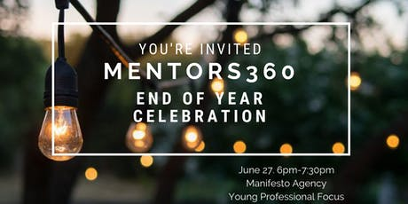 Mentors360 Beyond College Happy Hour Event tickets