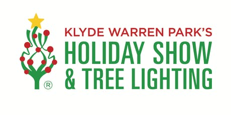 Holiday Show and Tree Lighting 2019 tickets