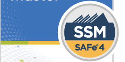SAFe® Scrum Master Certification, Boston(Weekend) course