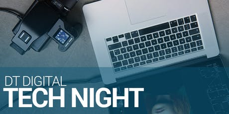 DT Digital Tech Night NY – July 30 tickets