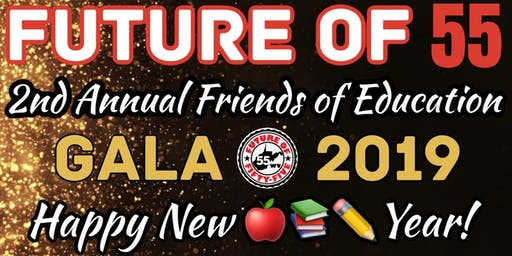 2nd Annual Friends of Education Gala