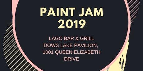Ottawa Paint Jam 2019 tickets