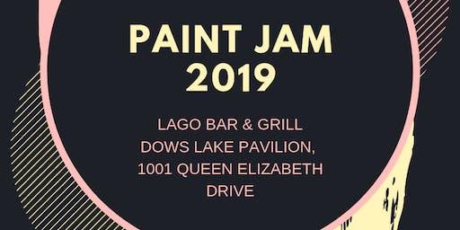 Ottawa Paint Jam 2019