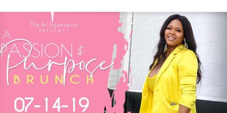 A Passion & Purpose Brunch tickets