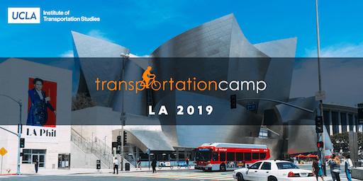 Transportation Camp Los Angeles 2019