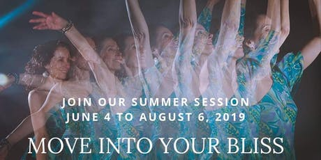 DANCE YOUR BLISS SUMMER SESSION tickets