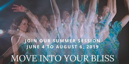 DANCE YOUR BLISS SUMMER SESSION