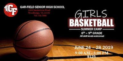Girls Summer Basketball Camp