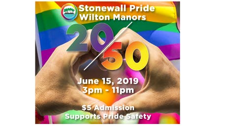 Wilton Manors Stonewall Pride 2019