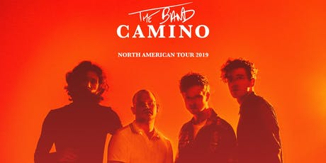 The Band CAMINO tickets