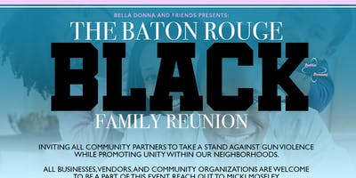 Baton Rouge Black Family Reunion