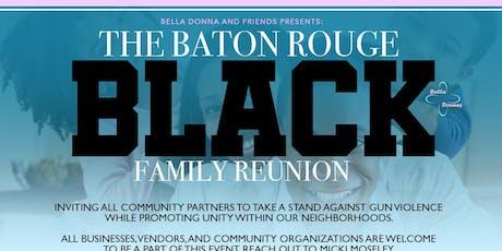 Baton Rouge Black Family Reunion tickets