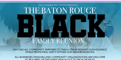 Baton Rouge Black Family Reunion