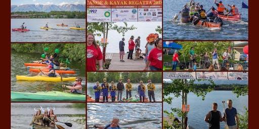 Mat-Su Title's 2nd Annual Canoe & Kayak Regatta