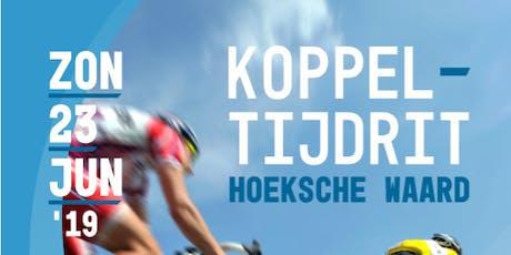 Koppeltijdrit Hoeksche Waard tickets