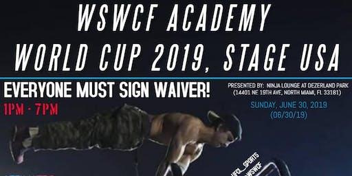 WSWCF Academy World Cup 2019, STAGE USA