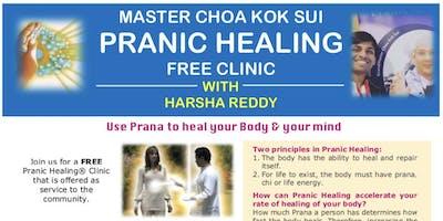 MCKS Pranic Healing (Free) Clinic