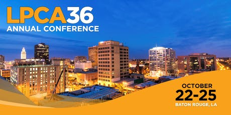 Louisiana Primary Care Association's 36th Annual Conference  tickets