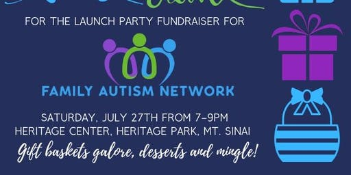 Family Autism Network Launch Party