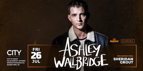 Ashley Wallbridge at City At Night tickets