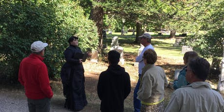 Ghosts of Bozeman's Past: Historic Sunset Hills Cemetery tickets