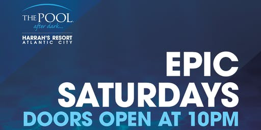 Paul Oakenfold & David Solomon | Epic Saturdays at The Pool REDUCED Guestlist