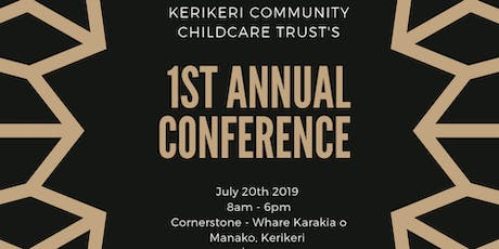 KKCCT's First Annual Conference tickets