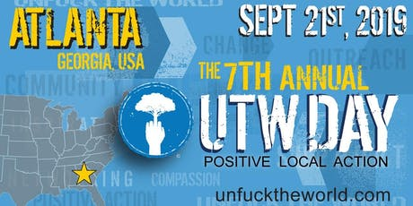 The 7th Annual Unfuck The World Day tickets