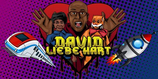 David Liebe Hart (of Adult Swim's Tim & Eric Show) LIVE at The Casbah