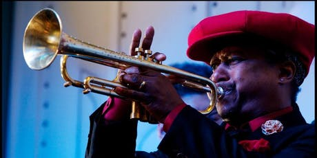 Kermit Ruffins and the BBQ Swingers tickets