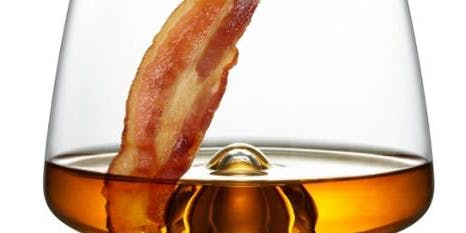 Whiskey and Bacon Tasting