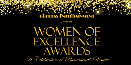 WOMEN OF EXCELLENCE AWARDS tickets
