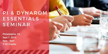 DynaROM Certification Class: Philadelphia tickets