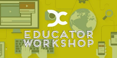 Educator Workshop: Taking a Website to the Next Level (Level 2) tickets