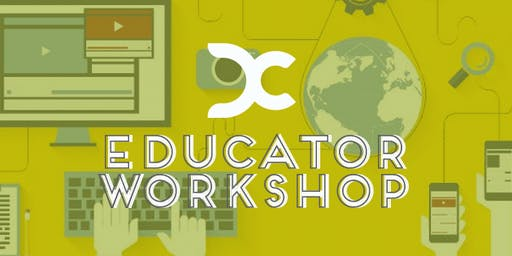 Educator Workshop: Taking a Website to the Next Level (Level 2)