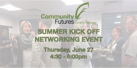 Community Futures Summer Meet Up! tickets
