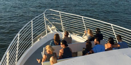Summertime Happy Hour on the Harbor Cruise tickets