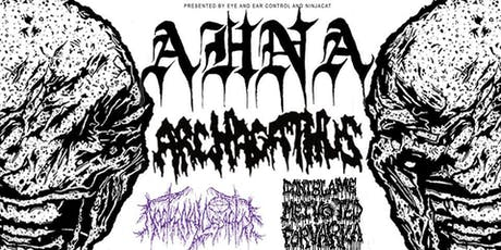 Ahna (BC), Archagathus, Nocturnal Departure tickets