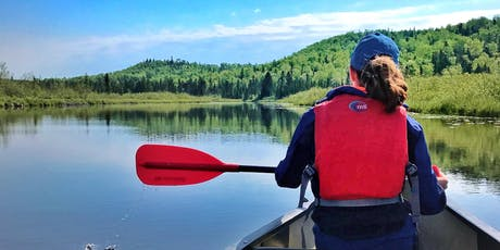 Wilderness Canoe (Morning) tickets