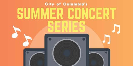 City of Columbia Summer Concert: Tony Terry tickets