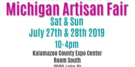 Midwest Handmade MI Artisan Maker's Fair tickets
