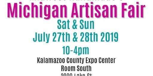 Midwest Handmade MI Artisan Maker's Fair
